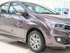Perodua Bezza Technical specifications and fuel economy