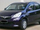Perodua  Myvi II  1.3 (91 Hp)
