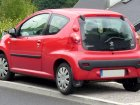 Peugeot  107  1.0i (68 Hp) Automatic