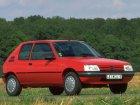Peugeot  205 I (741A/C)  1.4 (60 Hp)