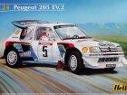 Peugeot  205 II (20A/C)  1.6 GTI (113 Hp)