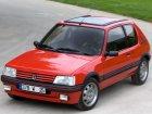 Peugeot  205 II (20A/C)  1.6 i (89 Hp)