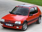 Peugeot  205 II (20A/C)  1.3 Rallye (101 Hp)