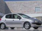 Peugeot  206  2.0 HDI (90 Hp)