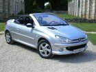 Peugeot  206 CC  2.0 S16 (135 Hp)