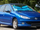 Peugeot  206 (facelift 2003)  1.6i 16V (109 Hp) Automatic