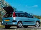 Peugeot  206 SW  1.4 HDi (68 Hp)