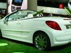 Peugeot  207 CC  1.6 VTi 16V (120 Hp) Automatic