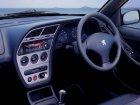 Peugeot  306 Cabrio (7D)  1.8 (101 Hp) Automatic