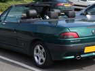 Peugeot  306 Cabrio (facelift 1997)  1.8i (101 Hp) Automatic