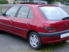 Peugeot  306 Hatchback (facelift 1997)  2.0i 16V (133 Hp)
