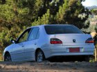Peugeot  306 Sedan (facelift 1997)  1.8i 16V (110 Hp)