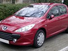 Peugeot  307 (facelift 2005)  1.6 HDi (90)