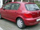 Peugeot  307 (facelift 2005)  2.0i (140) Automatic