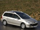 Peugeot  307 Station Wagon  1.6 HDI (109 Hp)