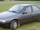 Peugeot  405 II (4B)  1.9 D (64 Hp)