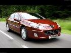 Peugeot  407  3.0 i V6 24V (211 Hp)
