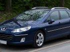Peugeot  407 SW  2.2i 16V (160 Hp) Automatic