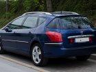 Peugeot  407 SW  2.2i 16V (160 Hp)