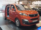 Peugeot Traveller Technical specifications and fuel economy
