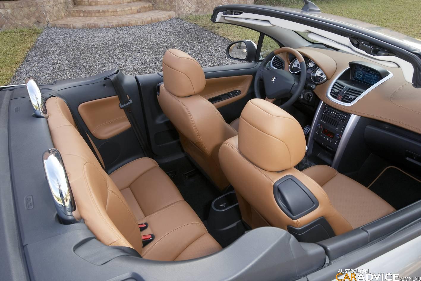 Peugeot 207 voitures spécifications techniques et la consommation de ...