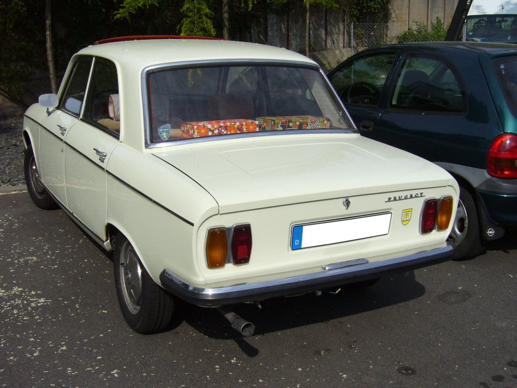 Peugeot 304 Technical Specifications And Fuel Economy