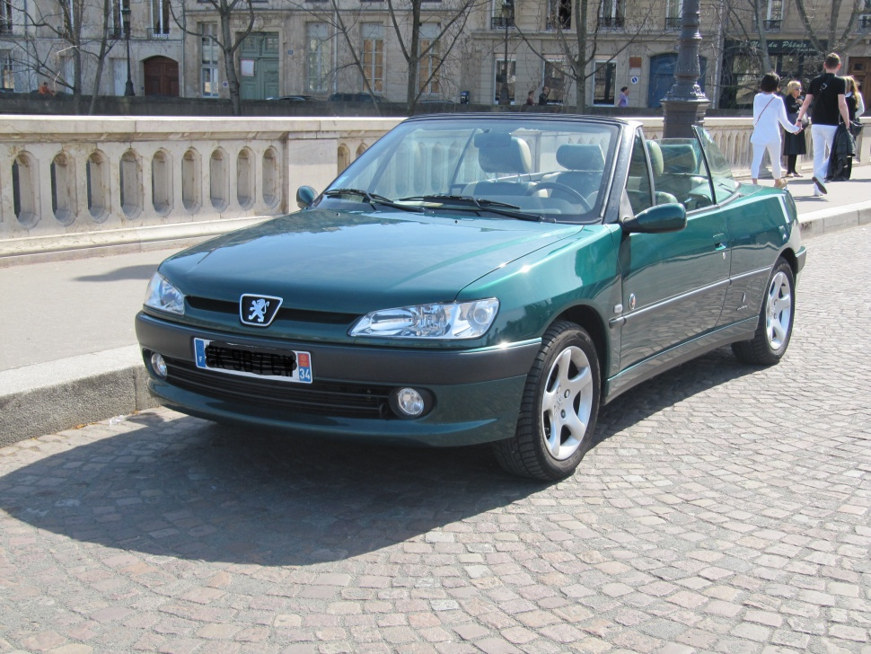 peugeot 306 technical specifications and fuel economy. Black Bedroom Furniture Sets. Home Design Ideas