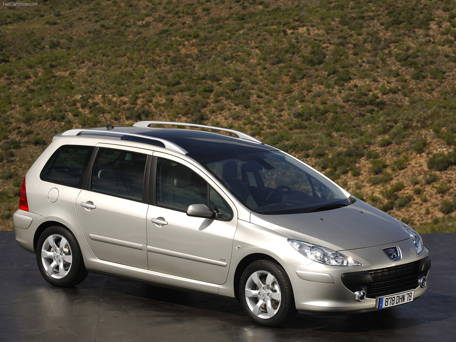 peugeot 307 station wagon 1 6 hdi 90 hp. Black Bedroom Furniture Sets. Home Design Ideas