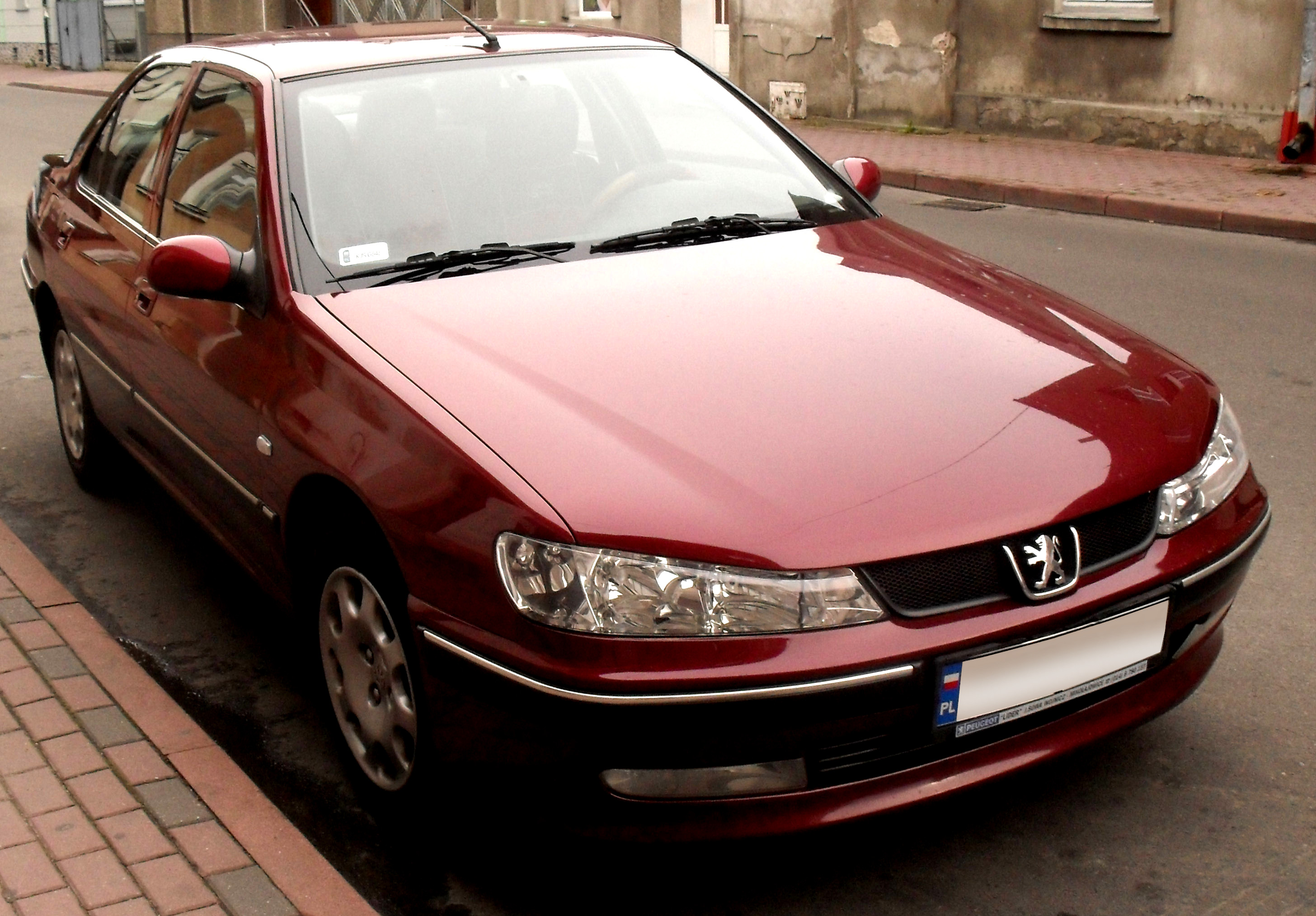 Peugeot 406 break 8 2 2 hdi 133 hp - Peugeot 406 coupe 2 2 hdi ...