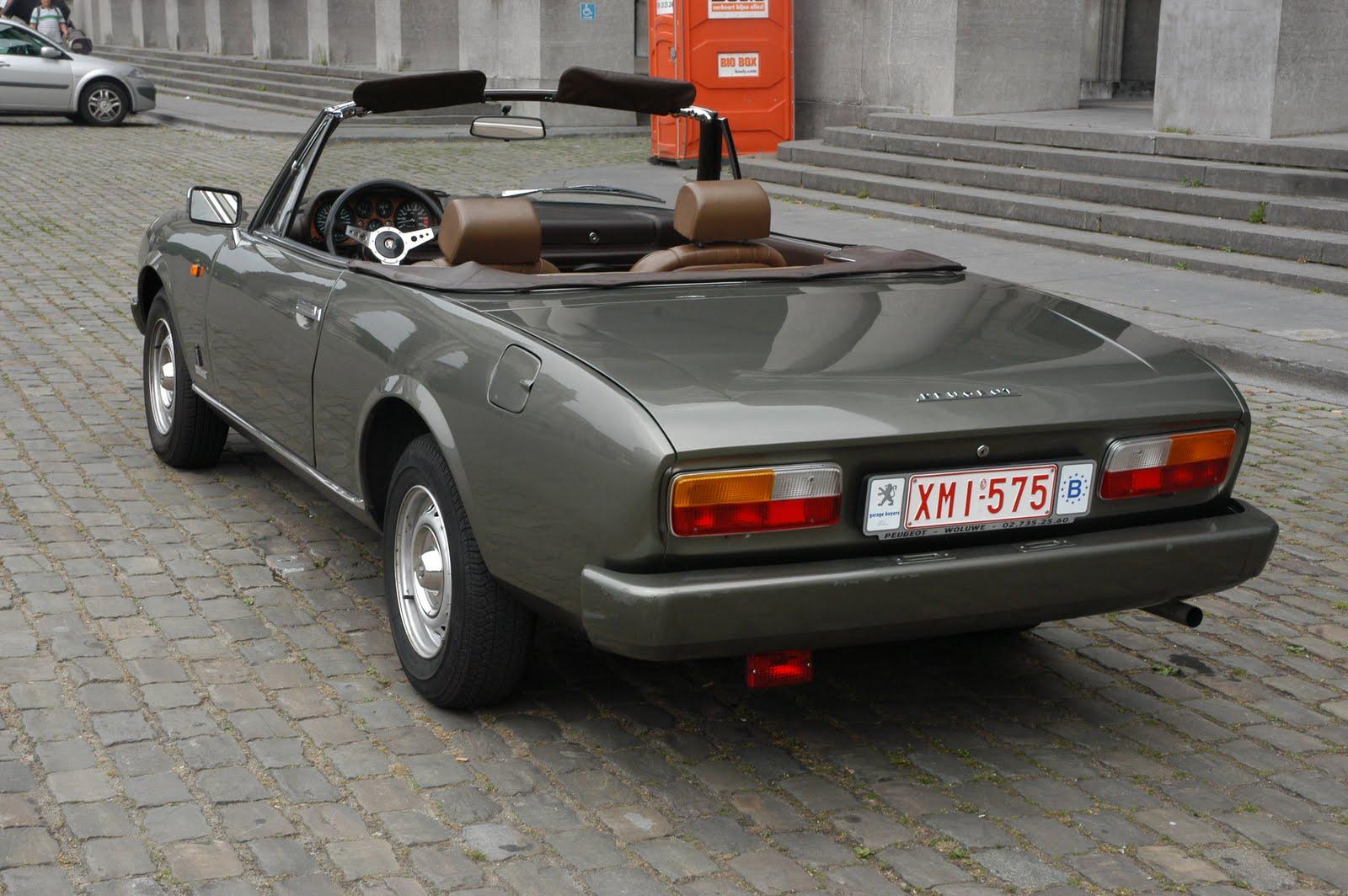 peugeot 504 cabrio 2 0 106 hp. Black Bedroom Furniture Sets. Home Design Ideas