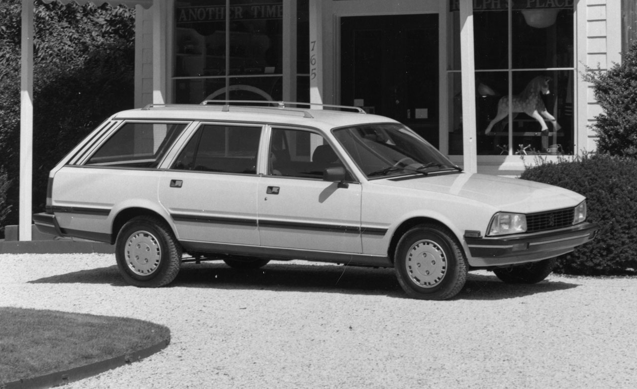 Peugeot 505 Technical Specifications And Fuel Economy
