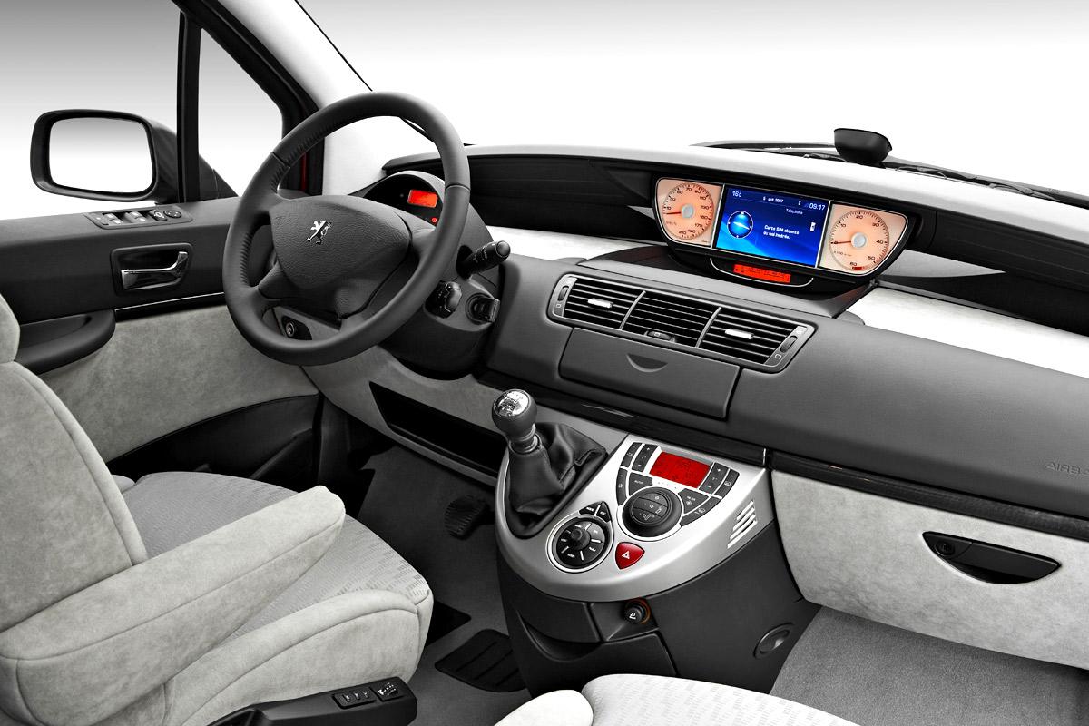 Peugeot 807 Sp 233 Cifications Techniques Et 233 Conomie De Carburant