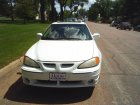 Pontiac  Grand AM Coupe (H)  3.1i V6 (155 Hp) Automatic