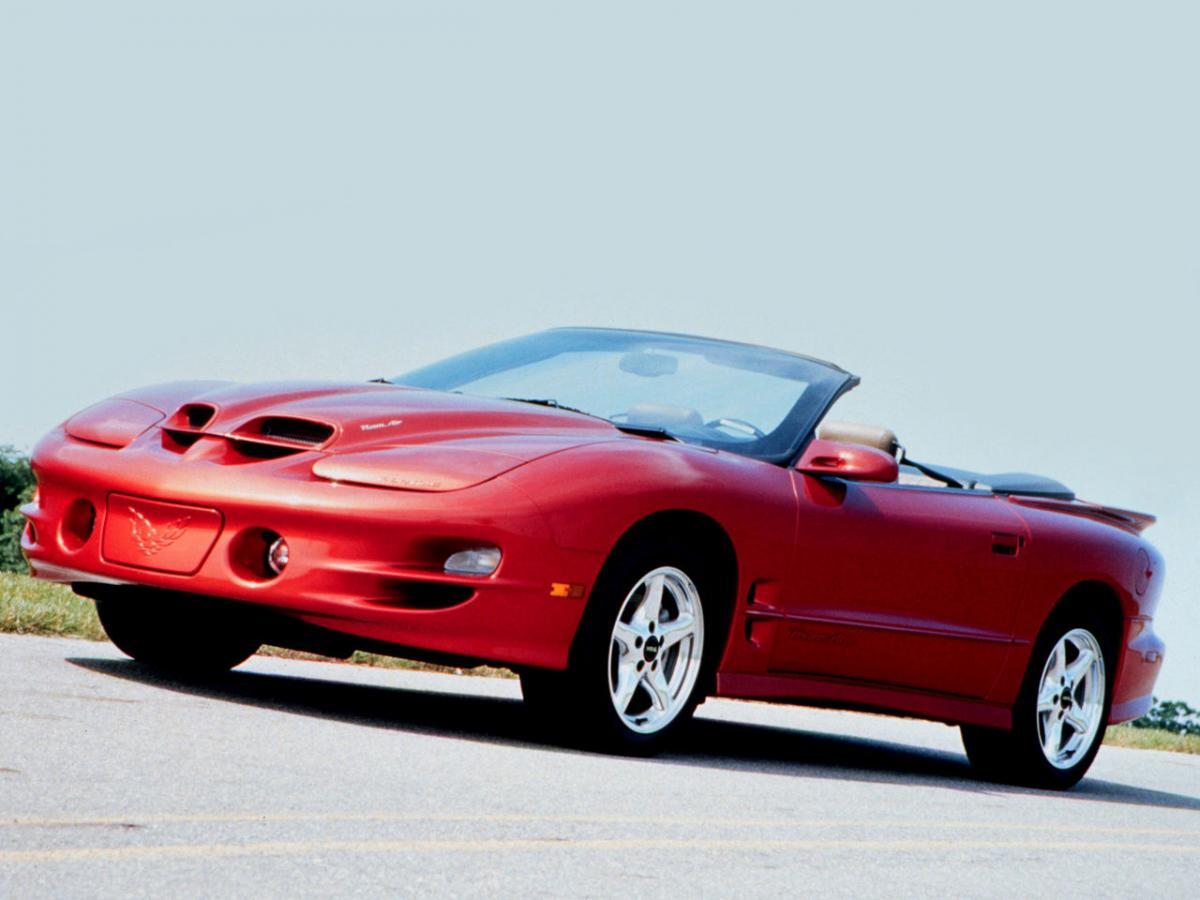 Pontiac Firebird Technical Specifications And Fuel Economy 1998 Trans Am Specs Iv Cabrio