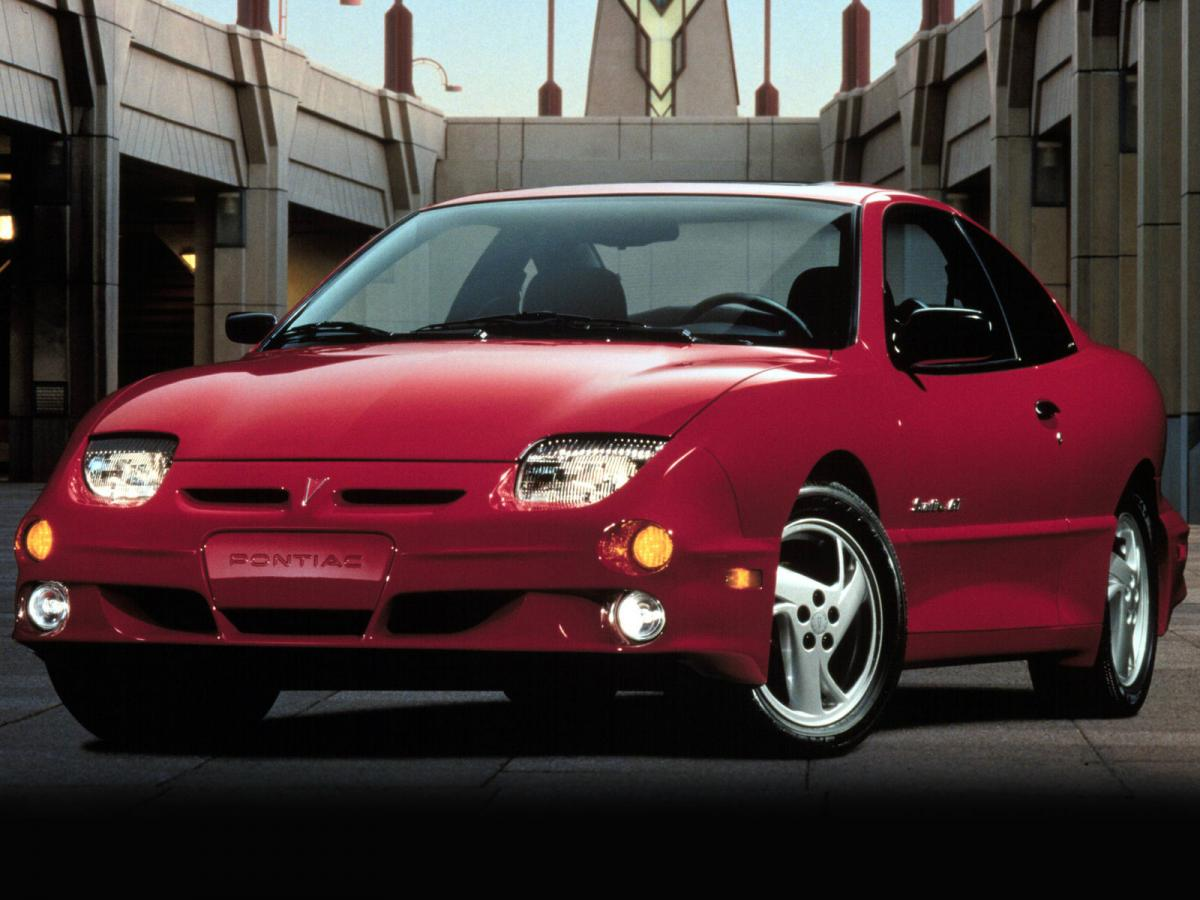 Pontiac Sunfire Coupe 2 4 I 16v 152 Hp