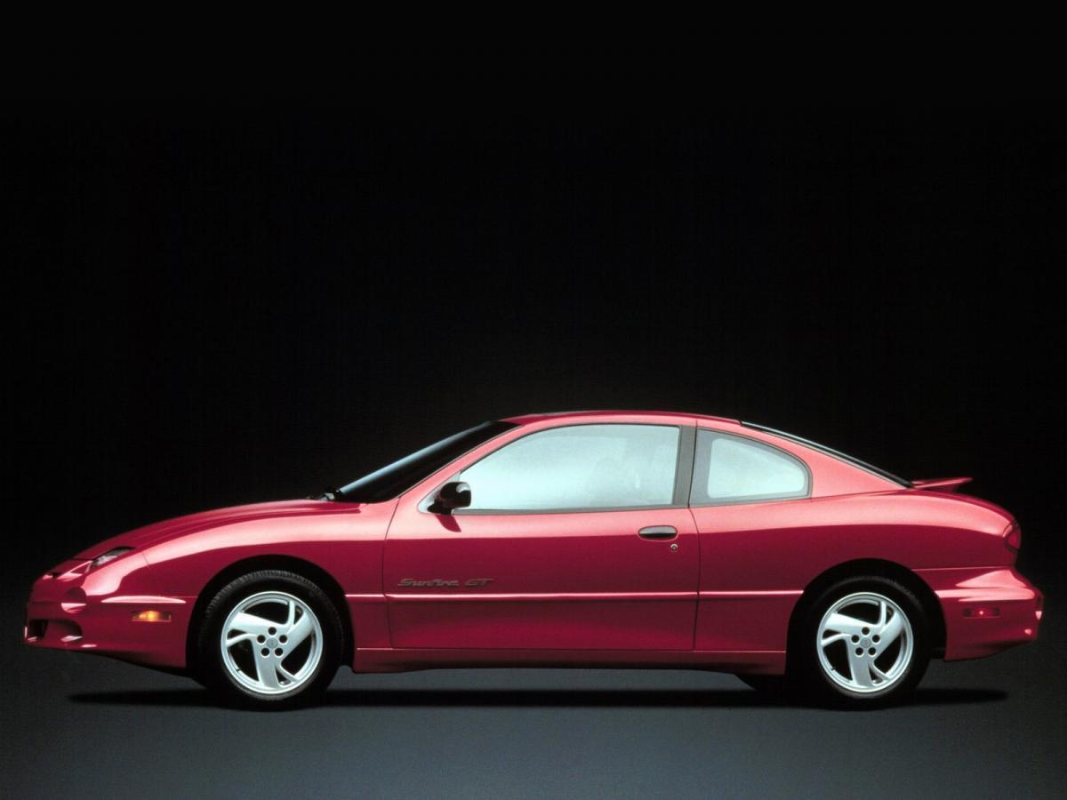 Pontiac Sunfire Coupe 2 4 I 16v 152 Hp
