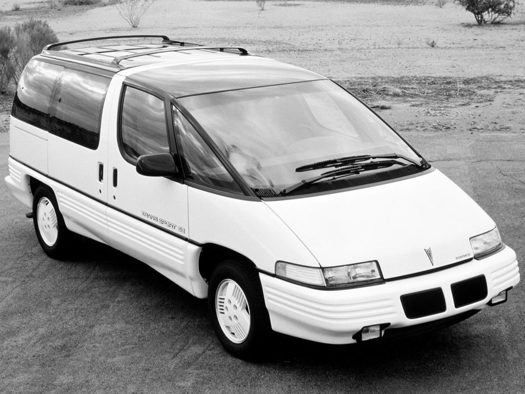 Pontiac Trans Sport Technical Specifications And Fuel Economy