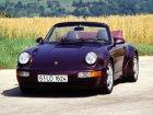 Porsche  911 Cabrio (964)  3.6 Carrera (250 Hp)
