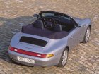 Porsche  911 Cabrio (993)  3.8 Carrera RS 4 (301 Hp)