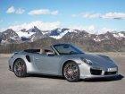 Porsche  911 Cabriolet (991)  Turbo 3.8 (520 Hp) PDK 4x4