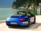 Porsche  911 Cabriolet (997, facelift 2008)  Turbo 3.8 (500 Hp) AWD