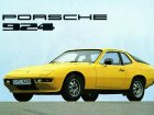 Porsche  924  2.0 Turbo (177 Hp)
