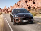 Porsche  Cayenne II  (facelift 2014)  Turbo 4.8 V8 (520 Hp) 4x4 Tiptronic