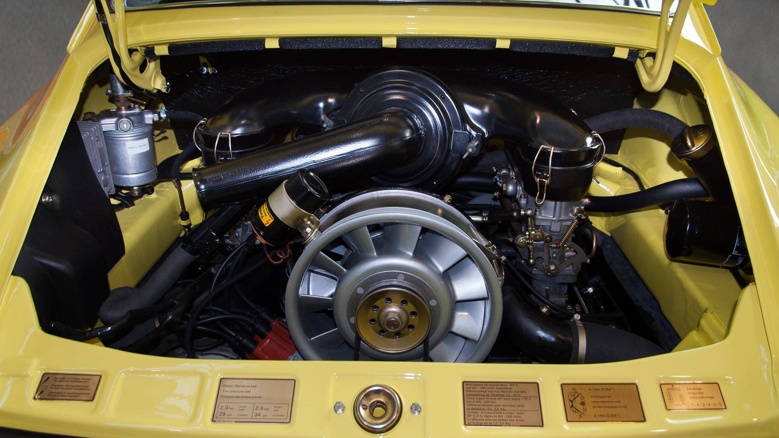 Porsche 911 2 3 T 140 Hp