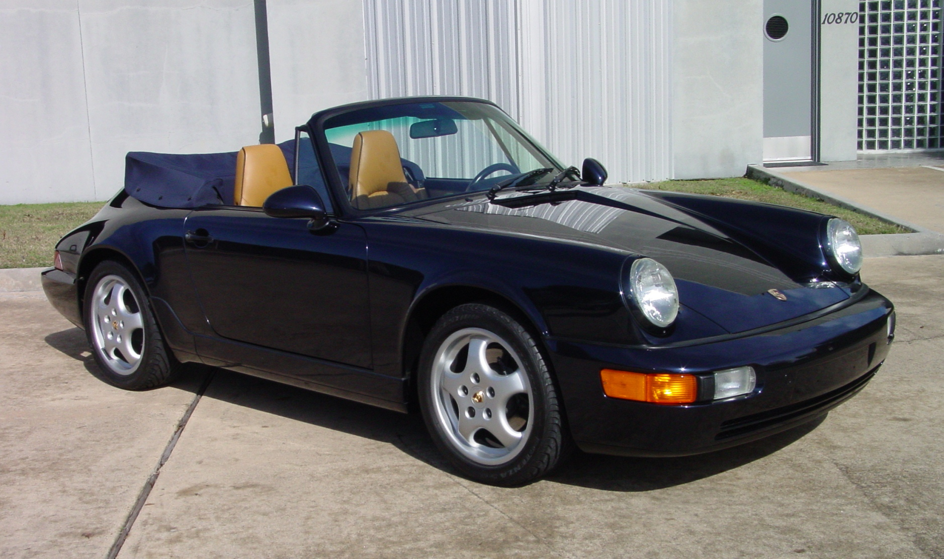 porsche 911 cabrio 964 3 6 carrera 250 hp. Black Bedroom Furniture Sets. Home Design Ideas