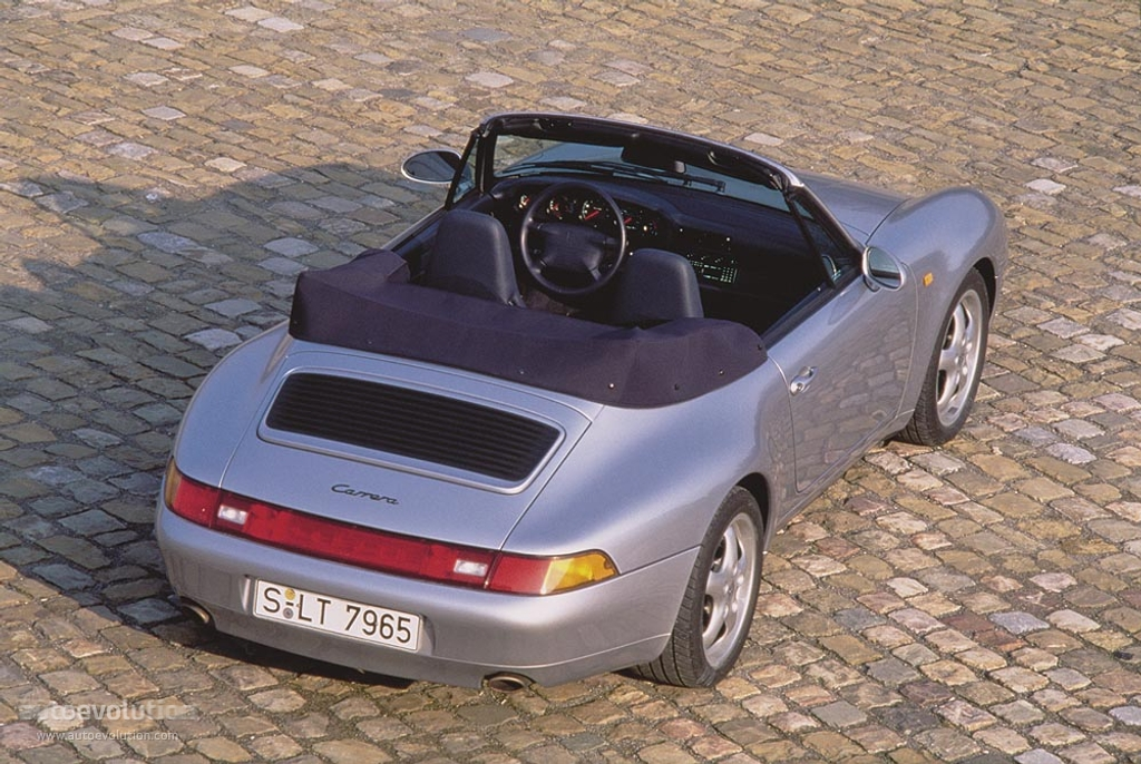 porsche 911 cabrio 993 3 8 carrera 4 286 hp. Black Bedroom Furniture Sets. Home Design Ideas