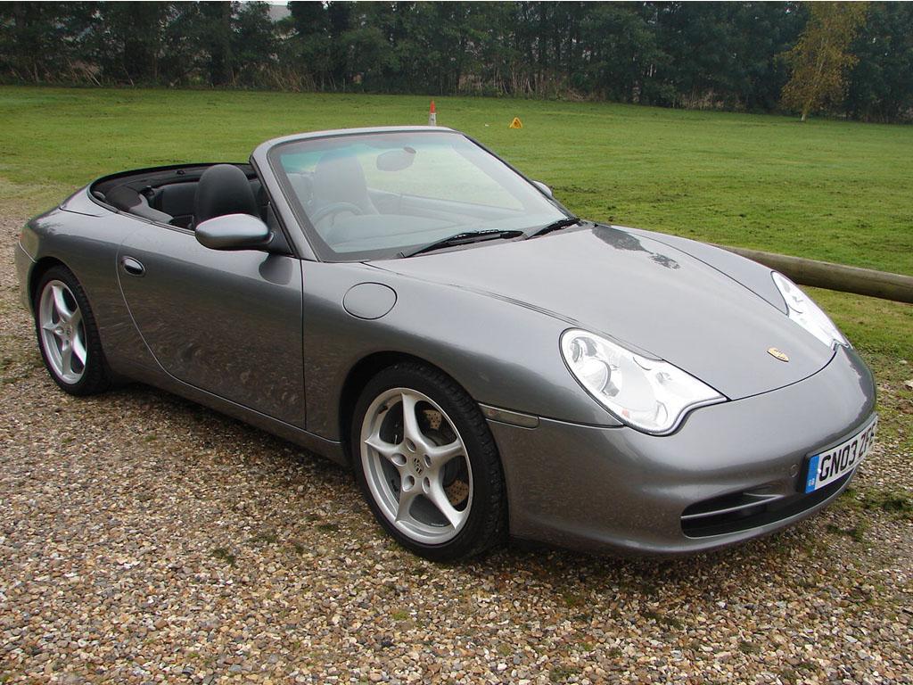 Porsche Targa 4S >> Porsche 911 Cabrio (996) 3.4 Carrera (300 Hp)