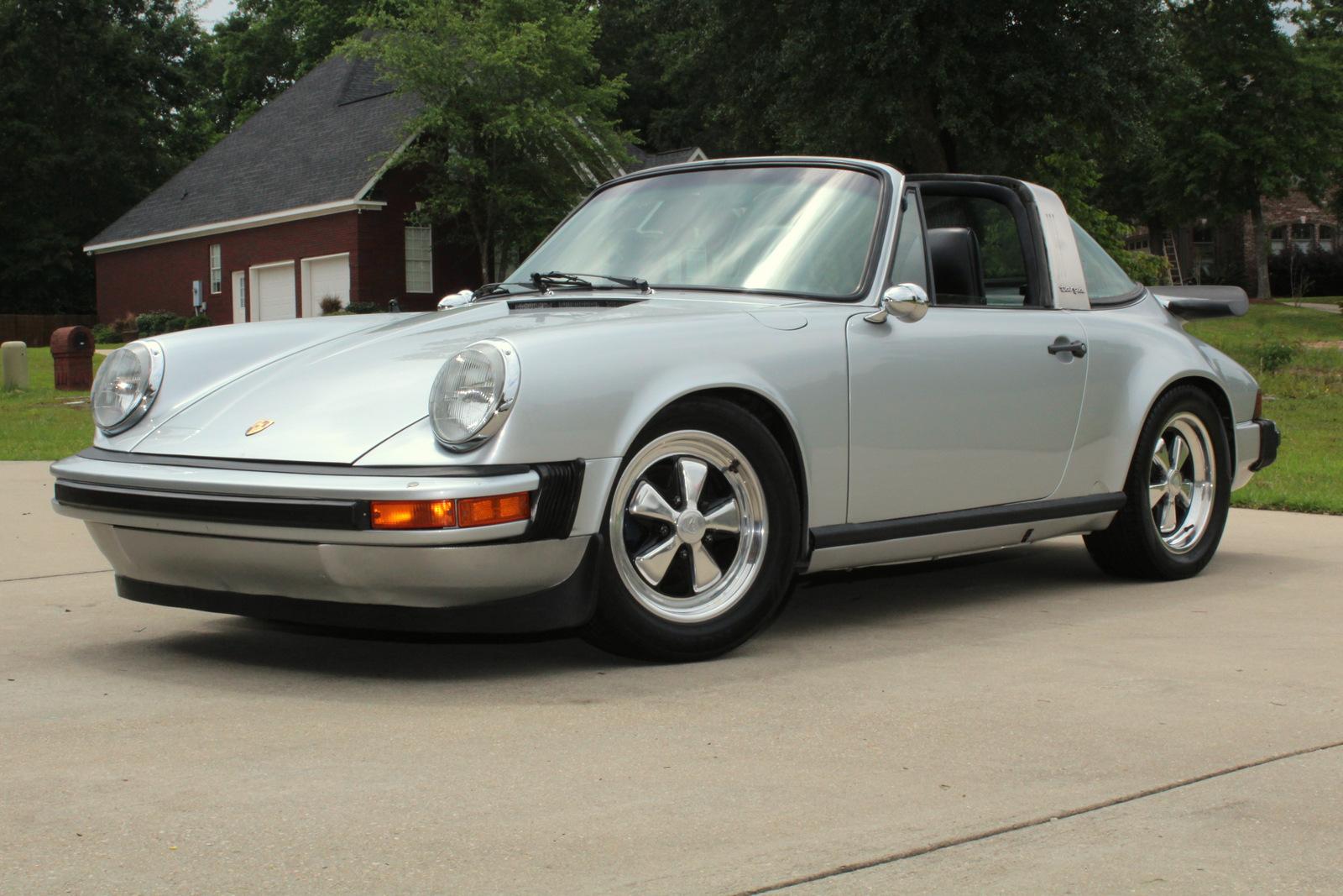 Porsche 911 Targa 2 2 S 180 Hp