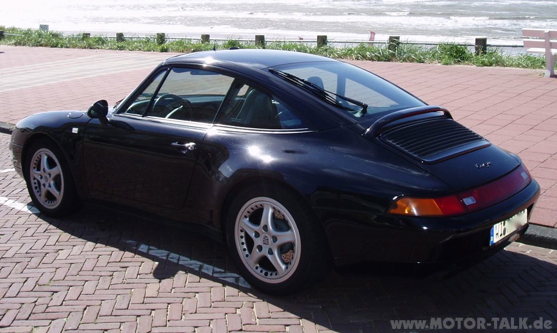 porsche 911 targa 993 3 6 carrera 286 hp. Black Bedroom Furniture Sets. Home Design Ideas