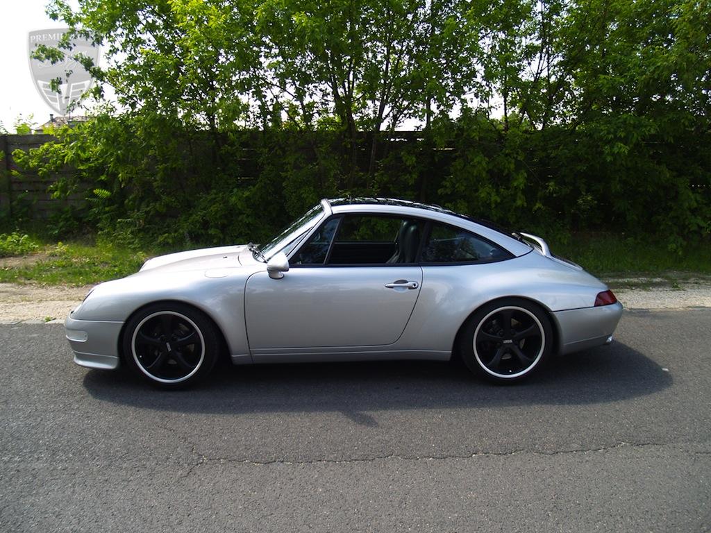 Porsche 911 Targa 993 3 6 Carrera 286 Hp